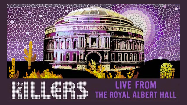 the killers human live at the royal albert hall 2009 video. Black Bedroom Furniture Sets. Home Design Ideas