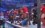 Smackdown Raw vs. Man Battle Royal