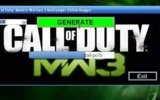 Call of Duty Modern Warfare 3 Multiplayer Online Keygen