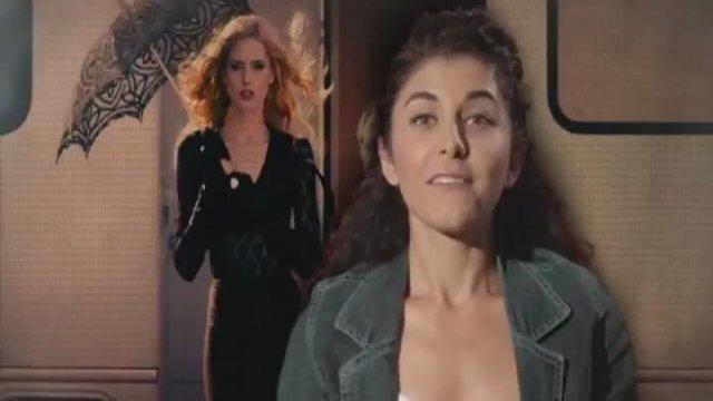 Laz Vampir Tirakula - Ebru Kaymakçı Röportaj
