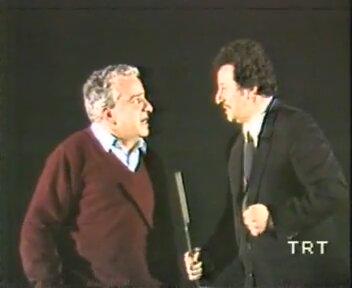 Zeki Metin Yılbaşı Röportajları Skeci (1985)
