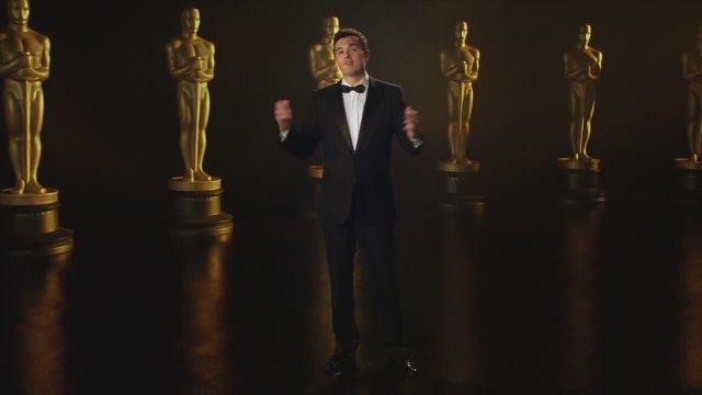85. Oscar Ödül Töreni Matrix Tanıtımı