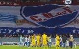 Nacional Taraftarından Dünyanın En Büyük Takım Bayrağı view on izlesene.com tube online.