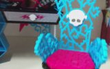 Monster High Frankie Stein Vanity Set - Tü