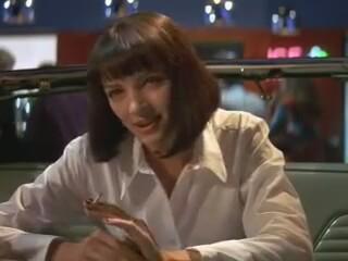 Steve Buscemi - Pulp Fiction Garson Sahnesi