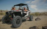 2014 Polaris RZR XP 1000 First Ride - MotoUSA