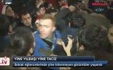 Taksimde Yine Taciz