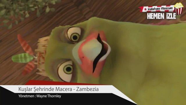 Vodafone Freezone Vizyon Filmleri (7 Mart 2014)