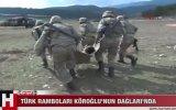 Türk Ramboları Köroğlu Dağlarında