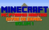 Minecraft Haritaları - MC Piramit (MC Pyramid) - Bölüm 1
