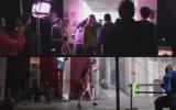 Serenay Sarıkaya - Elidor Reklamı Kamera Arkası