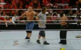 John Cena & Rey Mysterio vs CM Punk & R Truth