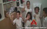 Profesyonel Kamera Çekimi Anaokulu Gösterisi