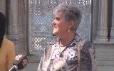 İstanbul Boğazı Srebrenitsalı Annelere Şifa Oldu -1