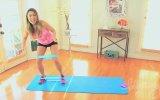 POP Pilates İle Esnek Kalça Hareketleri