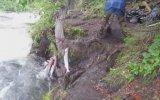 Balık Tutmakta Sorun Yaşamayan Adam