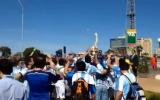 Arjantin'li Taraftarlar Neymar İle Fena Dalga Geçti! view on izlesene.com tube online.