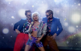 Justin Timberlake & Lady Gaga - 3 Way (The Golden Rule) [Official Video]