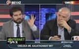 Ahmet Cakar ile Rasim Ozan Kutahyalı'nın Kavgası (İnternetspor)