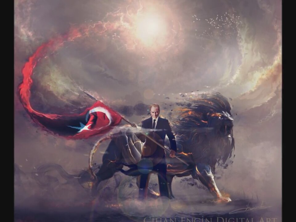 ataturk-turkish-flag-and-digital-art-wor