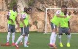 Monaco Antrenmanında Küçük Düşüren Hareket