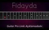 Fidayda Tab - Pdf - Guitar Pro