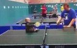 Anasının Karnından Tenis Oynarak Doğmuş