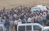 Silahlı Saldırıda Ölen 2 Kişinin Cenazesi - Van