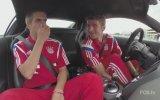 Bayernli Yıldızlar Pistin Tozunu Attı!