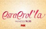 Esra Erol Yeni Sezonuyla Pazartesi 16.30'da Fox'ta!