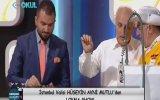 İstanbul Valisi Hüseyin Avni Mutlu Lokmacı Baba'dan Canlı Yayında Lokma Show ( Video )