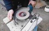 Spiral Makinesinden Ağaç Kesim Motoru Yapmak