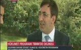 Kalkınma Bakanı Cevdet Yılmaz, 62. Hükümet Programını Değerlendirdi