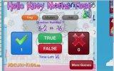Hello Kitty Matematik Öğreniyor