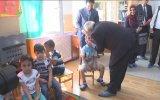 Milli Eğitim Bakanı Avcı, okul öncesi ve 1. sınıf öğrencilerini ziyaret etti - ANKARA