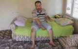 Ayağına yılan dolanan motosiklet sürücüsü kaza yaptı - OSMANİYE