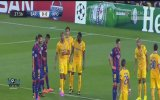 Barcelona 1-0 Apoel (maç Özeti)