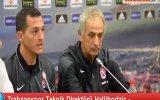 Trabzonspor Teknik Direktörü Halilhodziç - Hazırlıklarımızı Galip Gelmek İÇin Yaptık