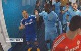 Yaya Toure Eden Hazard'ı Tokat Manyağı Yaptı view on izlesene.com tube online.