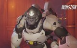 Overwatch Winston Gameplay Fragman