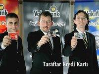 Vakıfbank Taraftar Kart Reklamı (2003)