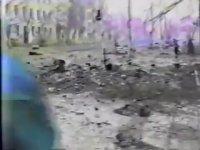 Grozni'deki Rus Tankı Katliamı