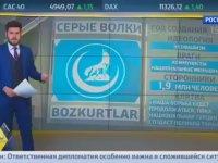 Ülkücüler Rus Televizyonunda