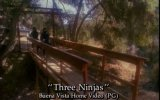 3 Ninjas Fragmanı