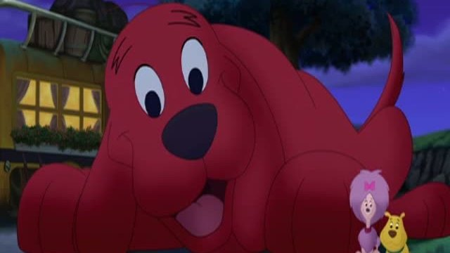 Clifford The Big Red Dog Film