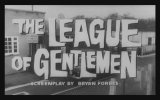 The League of Gentlemen (1960) fragmanı