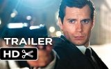 The Man From U.N.C.L.E. (2015) Fragman